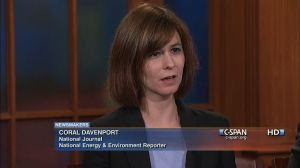 Vulnerability of the Electric Grid - Coral Davenport