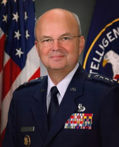 Who Should We Fear in Cyber Espionage? General Michael Hayden