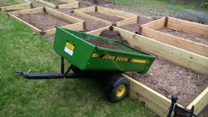 Raised Garden Project
