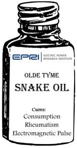 EPRI EMP Report Fraud