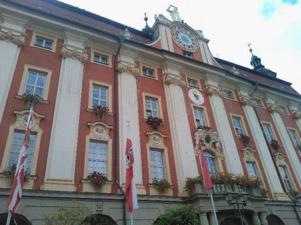 Bad Windsheim Rathaus