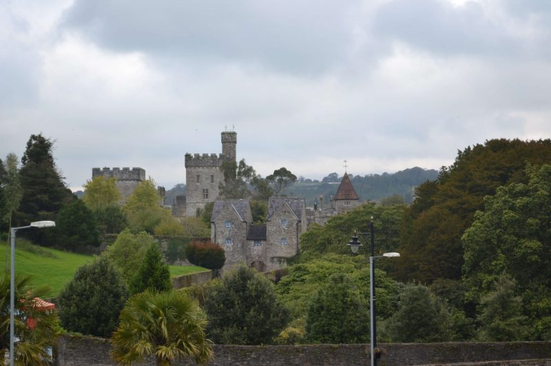 Lismore Castle Co Waterford.