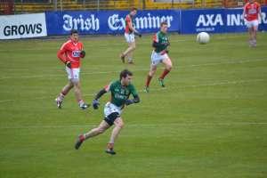 Kevin Mc Loughlan free Cork v Mayo