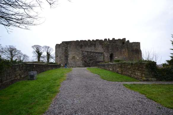 King Johns Castle Carlingford