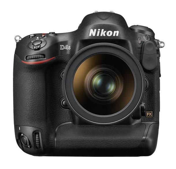 Nikon D4s Announced