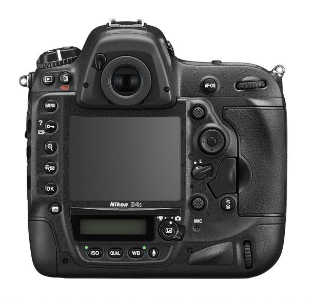 Nikon D4s Magnesium waterproof body