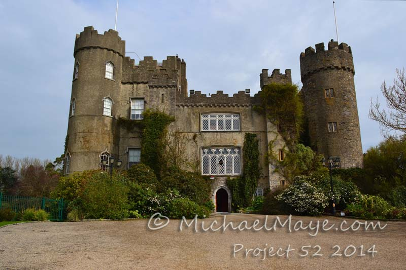 Malahide Castle – Project 52 #14