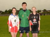 New York U14 Girls in Swinford Co Mayo 2014