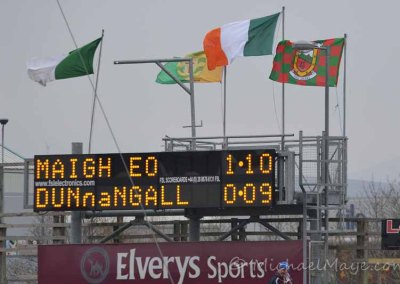 Mayo v Donegal 24th March 2013
