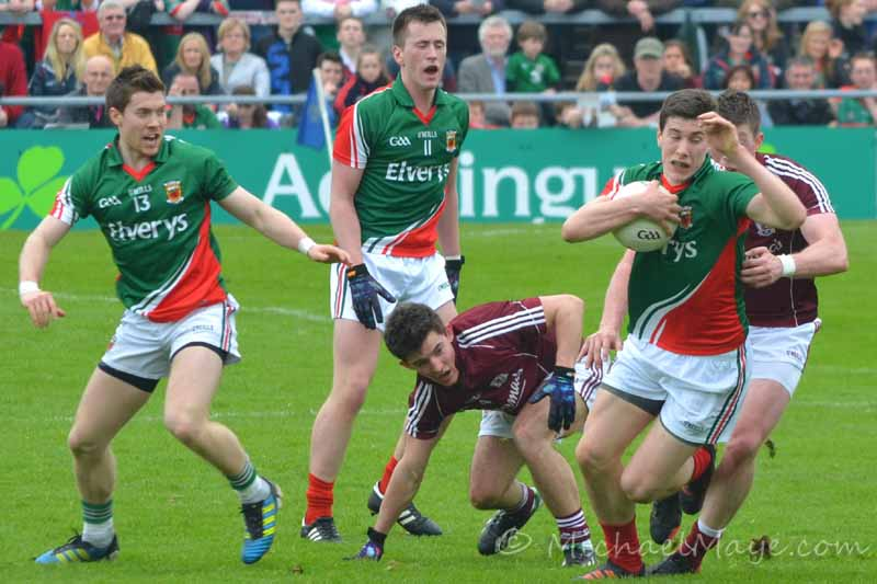 Galway v Mayo 19th May 2013