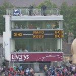 Mayo v Roscommon Championship 2013