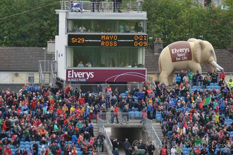 Mayo v Roscommon 16th June 2013