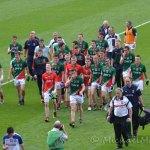 Mayo v Monaghan Minor Championship 2013