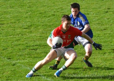 Mayo v Kerry 2nd March 2014