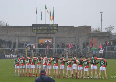 Westmeath v Mayo 9th March 2014