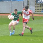 Mayo v Derry semi final NFL 2014