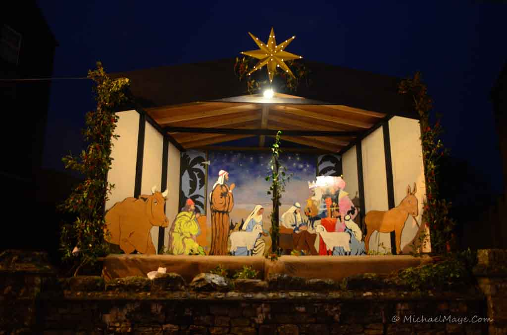 Swinford Christmas crib 2014