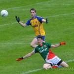 Roscommon v Mayo Championship 2014