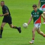 Mayo v Galway Connacht Final 2014