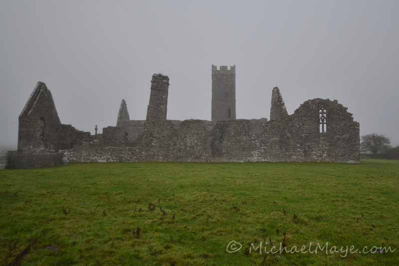 Clare Abbey Co Clare