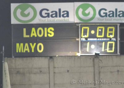 Laois v Mayo 4th February 2012