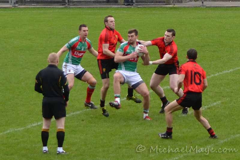Mayo v Down 11th March 2012