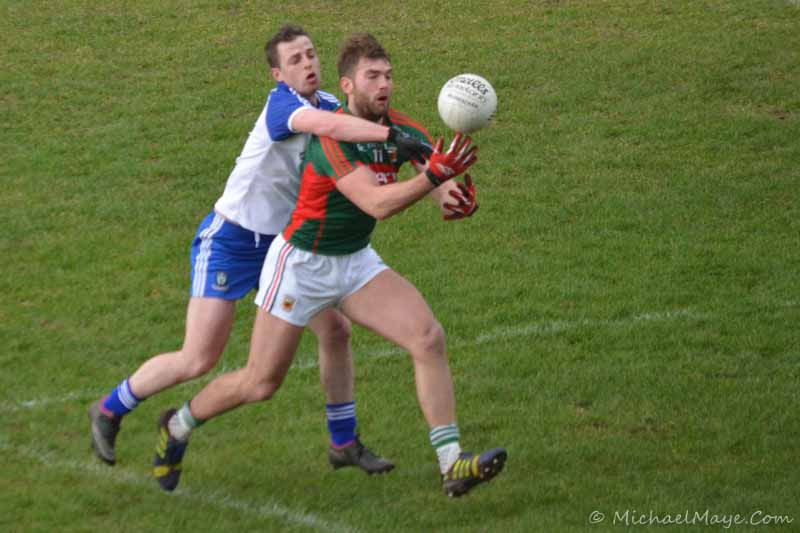 Mayo v Monaghan NFL Rd 3 1st March 2015