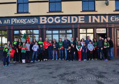 Derry v Mayo 8th March 2015