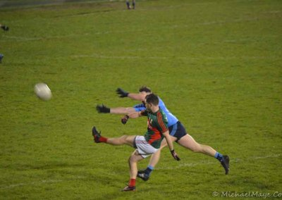 Mayo v Dublin 14th March 2015