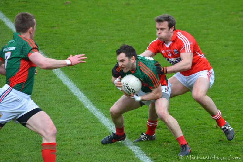 Cork v Mayo Rd 6 NFL 2015