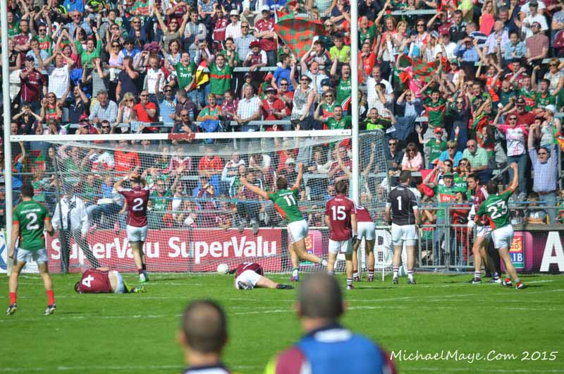 Galway v Mayo Connacht Semi Final 14th June 2015