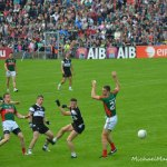 Connacht Final 2015 Mayo v Sligo