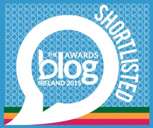 2015 Ireland blog awards shortlist badge