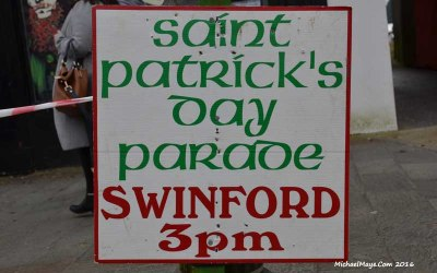 Swinford 65th St Patrick's Day Parade