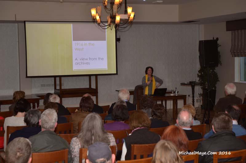 Swinford Celebrates 1916 - talk by Marie Bohen