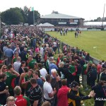 London v Mayo 29th May 2016