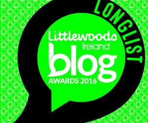 2016 Ireland Blog Awards