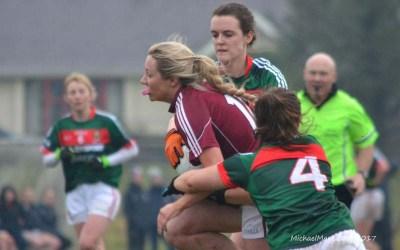 Mayo Ladies GAA v Galway Rd 1 NFL 2017