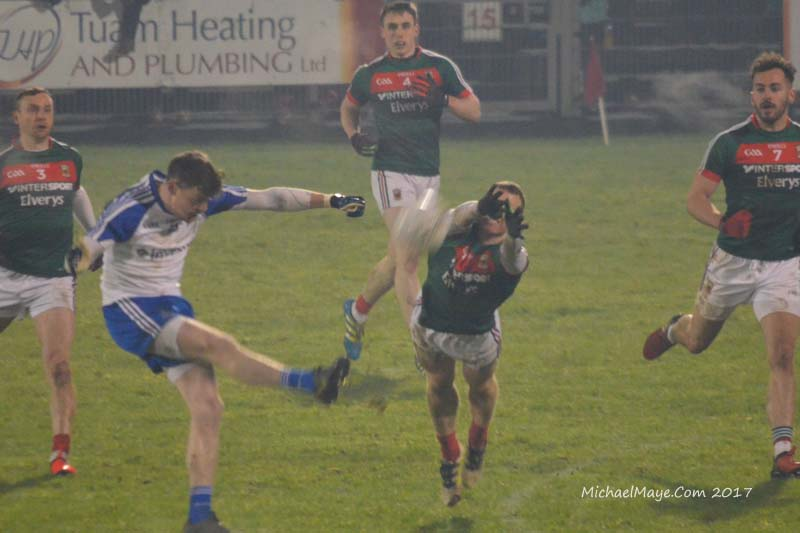 Mayo v Monaghan 4th February 2017