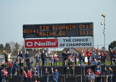 Tyrone v Mayo 26th March 2017