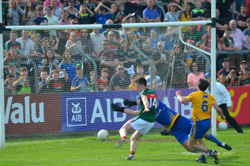 Clare v Mayo 8th July 2017