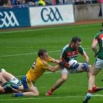 Mayo v Roscommon 30th July 2017 All Ireland quarter final