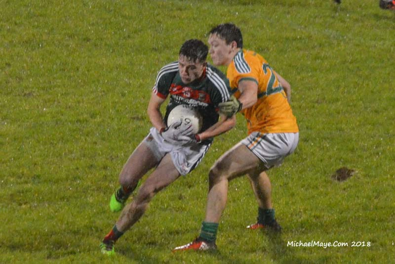 Mayo v Leitrim 10th January 2018
