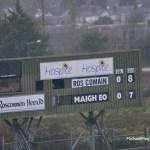 Roscommon v Mayo FBD league Rd 4 14th January 2018