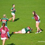 Galway v Mayo Ladies NFL Rd 3 11th February 2018