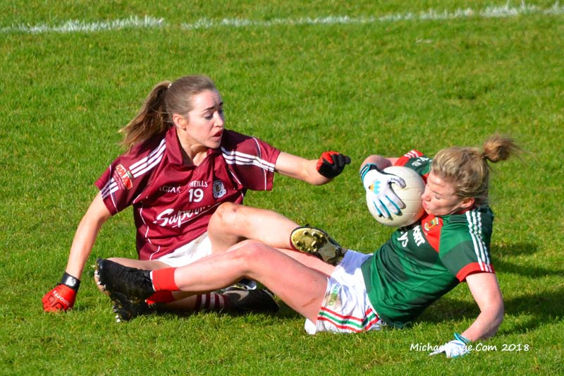 Galway v Mayo Ladies 11th February 2018