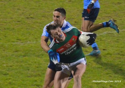 Mayo v Dublin 24th February 2018