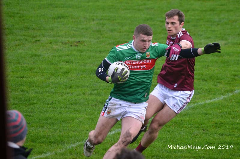 Galway v Mayo 13th January 2019