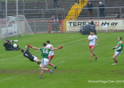 Tyrone v Mayo 3rd February 2019
