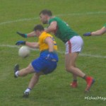 Mayo v Roscommon 2019 Connacht semi final